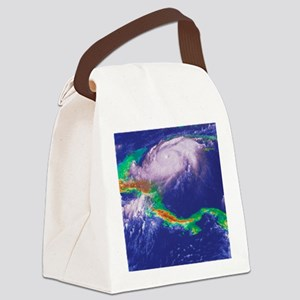 Hurricane Mitch - Canvas Lunch Bag