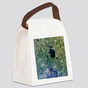 e - Canvas Lunch Bag