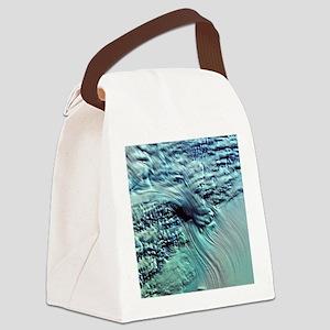 Lambert Glacier, Antarctica - Canvas Lunch Bag