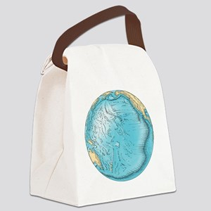 phy - Canvas Lunch Bag