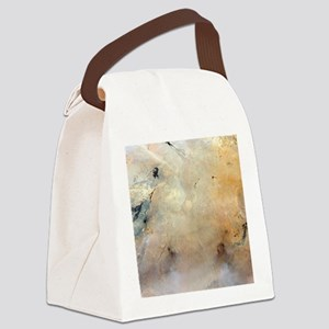 a - Canvas Lunch Bag