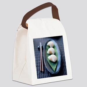 Dim sum - Canvas Lunch Bag