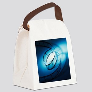 Photographic film - Canvas Lunch Bag