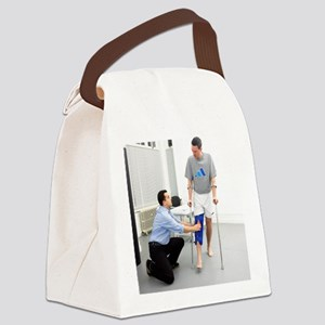 Physiotherapy - Canvas Lunch Bag