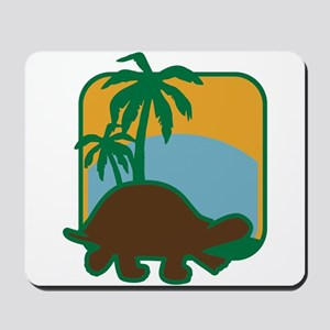 Schildkröte Mousepad