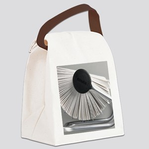 Rolodex - Canvas Lunch Bag
