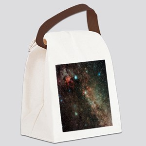 Milky Way in Cygnus - Canvas Lunch Bag