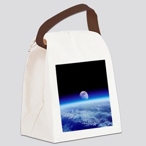 n - Canvas Lunch Bag