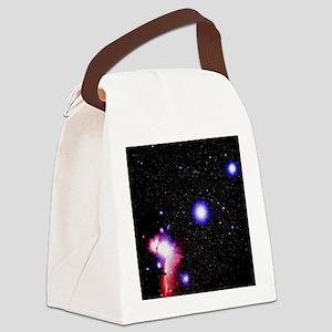 rion's belt - Canvas Lunch Bag