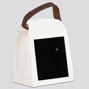 Lyra constellation - Canvas Lunch Bag