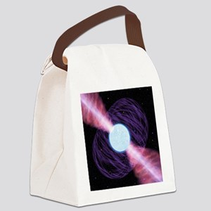 Pulsar - Canvas Lunch Bag