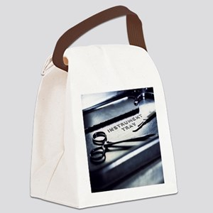 Surgical equipment - Canvas Lunch Bag
