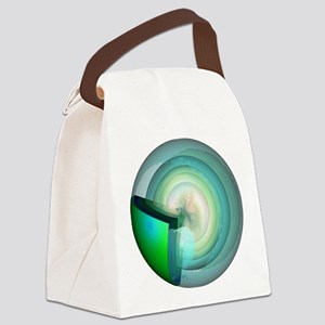 odel - Canvas Lunch Bag