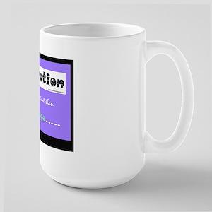 """ArtPix """"Einstein"""" Large Mug"""