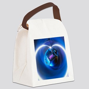 tube - Canvas Lunch Bag