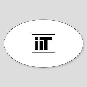 IIT Confessions Sticker
