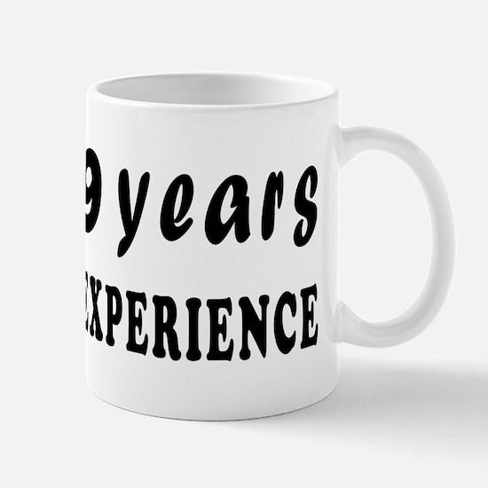89 years birthday designs Mug
