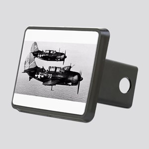 WWII fighters Hitch Cover