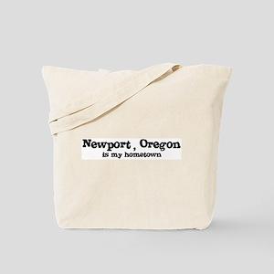 Newport - Hometown Tote Bag