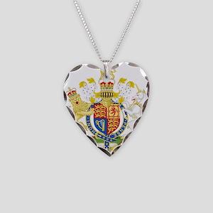 Royal COA of UK Necklace
