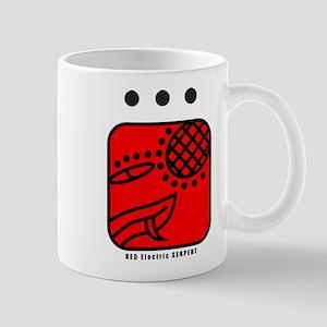 RED Electric SERPENT Mug