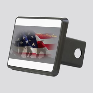 Till they all come home 2 Hitch Cover