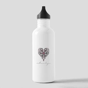 Love Marilyn Water Bottle