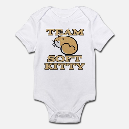 Team Soft Kitty Infant Bodysuit