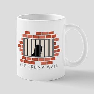 The Trump Wall Mugs