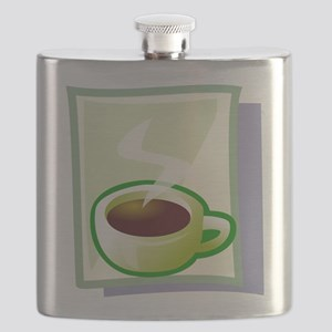 Art Deco Coffee Flask