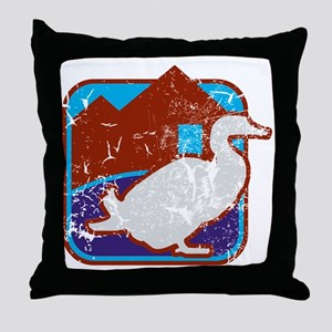 ente (used) Throw Pillow