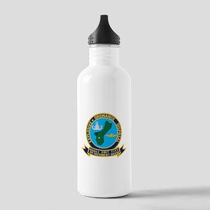 EOD Mobile Unit 5 Guam Stainless Water Bottle 1.0L