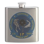 EOD Mobile Unit 17 Flask