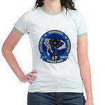 EOD Mobile Unit 17 Jr. Ringer T-Shirt