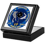 EOD Mobile Unit 17 Keepsake Box