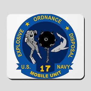 EOD Mobile Unit 17 Mousepad