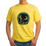 EOD Mobile Unit 17 Yellow T-Shirt