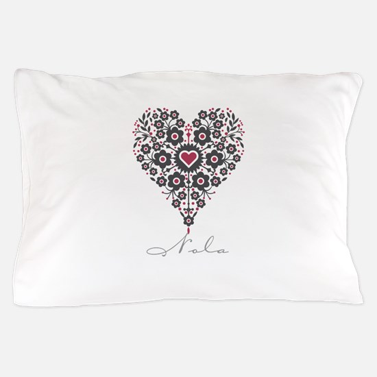 Love Nola Pillow Case