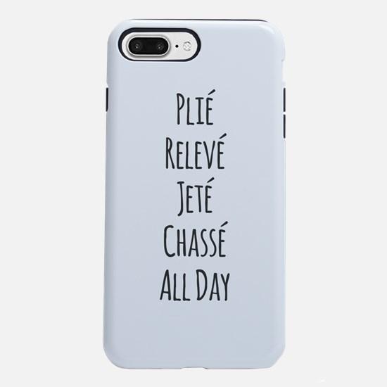 Ballet All Day iPhone 7 Plus Tough Case