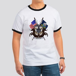 Mustang with Tails T-Shirt
