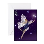 Faery of the Night Cards (Pk of 10)