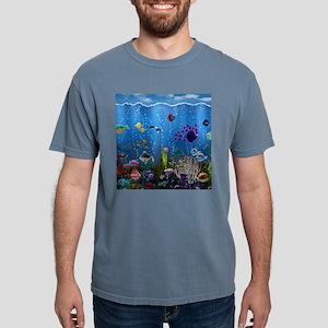 Underwater Love Mens Comfort Colors Shirt