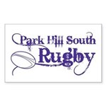 Park Hill South Rugby Sticker
