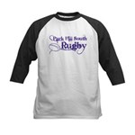 Park Hill South Rugby Baseball Jersey