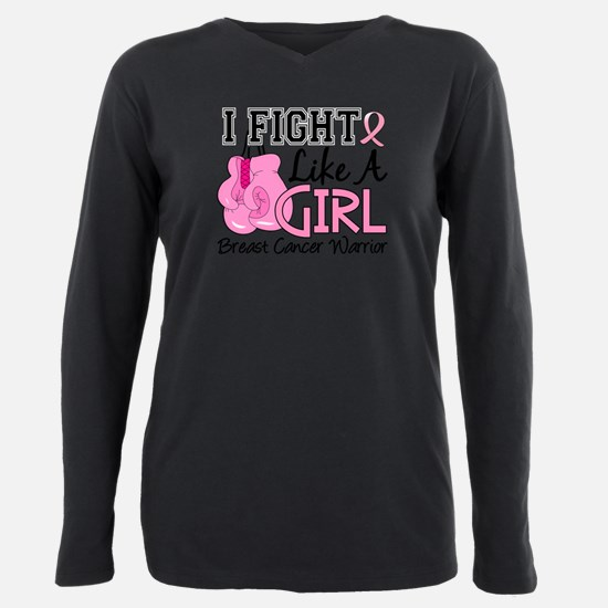 Licensed Fight Like a Girl 15.2 T-Shirt