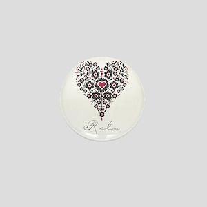 Love Reba Mini Button
