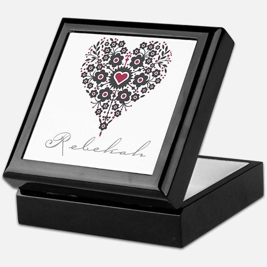 Love Rebekah Keepsake Box