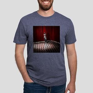 The Waiting Room Mens Tri-blend T-Shirt