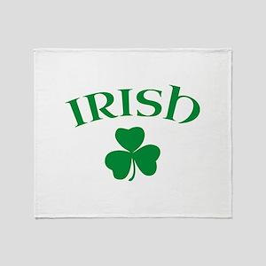 Irish Throw Blanket
