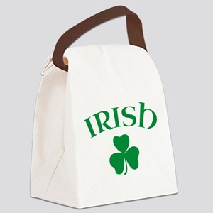 Irish Canvas Lunch Bag